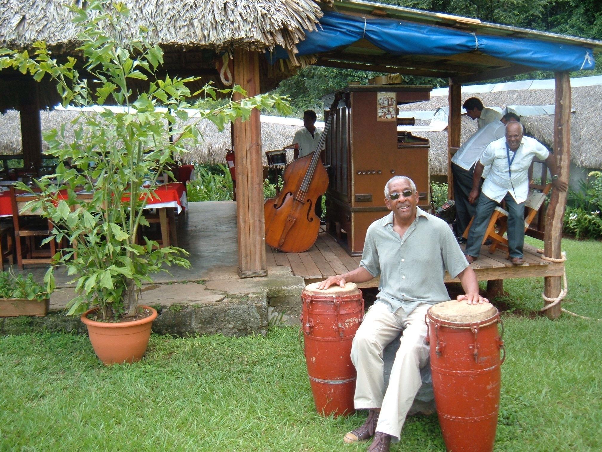 Cuban Congas