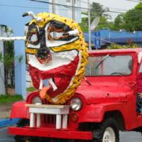 Vejigante Jeep