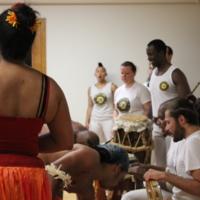 Saluting the Drum