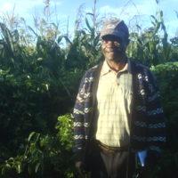 Sekuru Murehwa - Permaculturalist in Domboshava, Zimbabwe