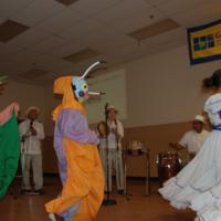 Raíces Ensemble and Student Performers: Los Vejigantes de Puerto Rico