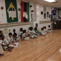 Teaching Capoeira