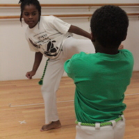 Capoeira Training - Family Time