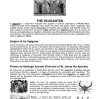 The Vejigantes