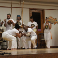 """Playing"" Capoeira"