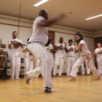 Playing Capoeira