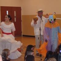 Dancing with Los Vejigantes