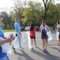 Our Plastic Waters EcoArt Volunteers