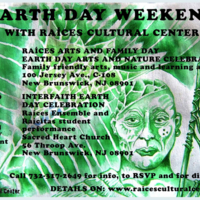 Earth Day Weekend 2011 Program Flyer